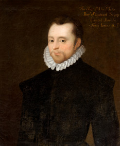 Sir John St John (1552-1594), Knight