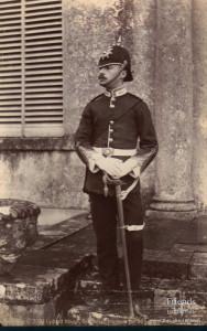 Photograph of Captain Henry Mildmay St.John, 1914