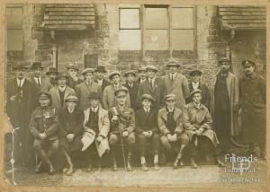 World War I Servicemen of Lydiard Tregoze, c1919