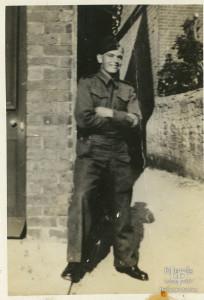 Photograph of Private Bill Gough
