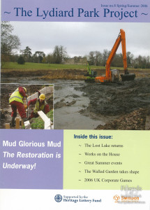 The Lydiard Park Project newsletter: Spring/Summer 2006