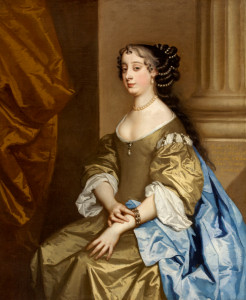 Barbara Villiers, (1641-1709), Countess of Castlemaine and Duchess of Cleveland