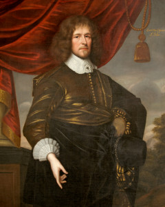 Oliver St John (c.1598-1673), of the Bletsoe branch, Lord Chief Justice of the Common Pleas