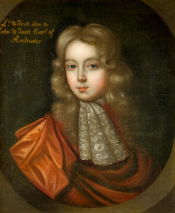 Charles, Lord Wilmot (1670-1681) later 3rd Earl of Rochester, c1680