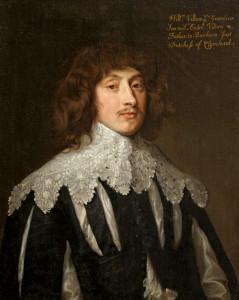 William Villiers (1614-1643), 2nd Viscount Grandison