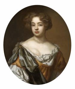 Johanna St.John (1631-1705), wife of Sir Walter St.John, 3rd Baronet