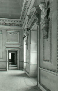 Film of Lydiard House opening to public, 1955